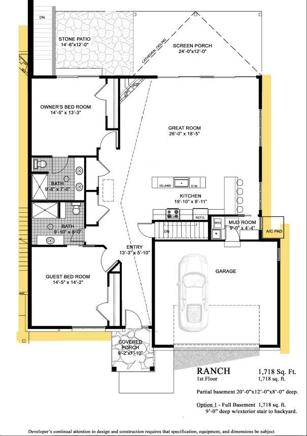 Cobblestone Condos: Floor Plan_1718